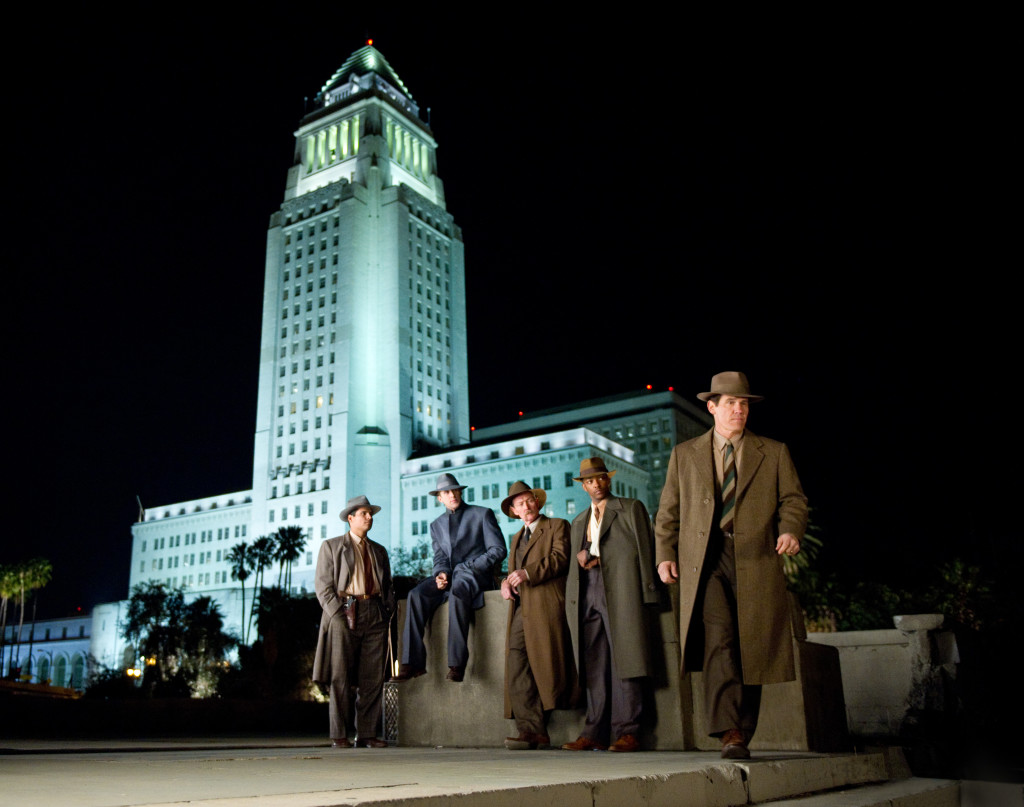 City Hall in Gangster Squad