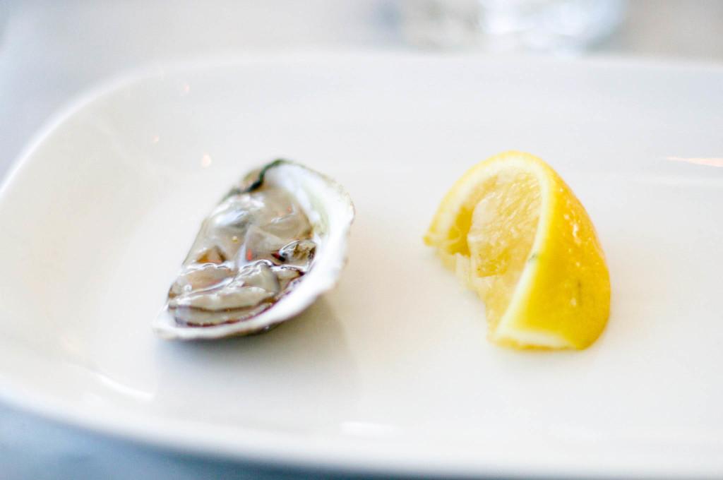 oyster-lemon