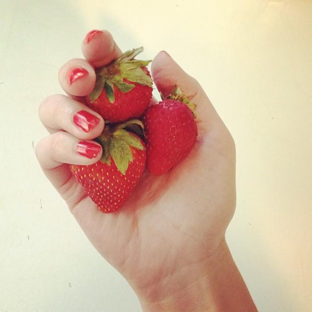summer-strawberries