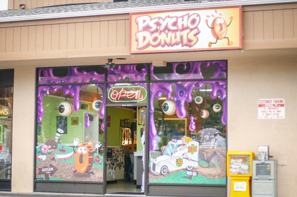 psycho-donuts