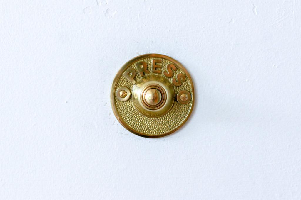 vintage-press-doorbell